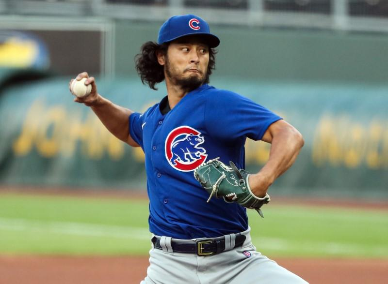 MLB roundup: Cubs win 6th straight behind Darvish
