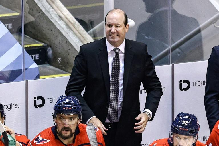 NHL Capitals fire Reirden after playoff ouster by ex-coach