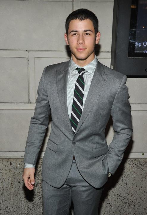 "Nick Jonas Talks About Sexy New Role in ""Careful What You Wish For"""