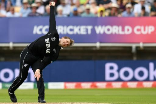 New Zealand's Lockie Ferguson is happy for his side to be the World Cup's