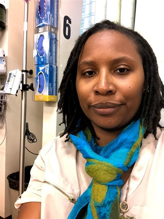 Brandi Bryant women lung cancer ALK-positive