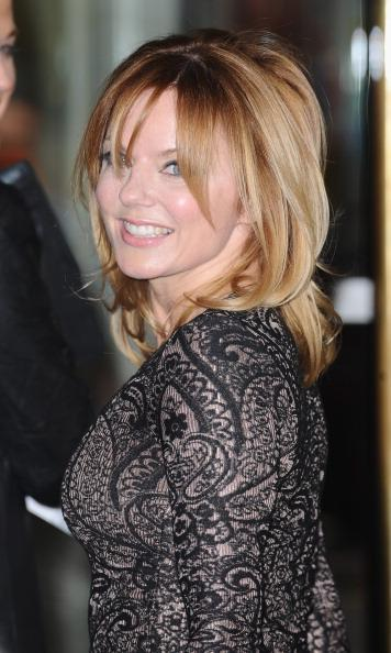 How Does Spice Girl Geri Halliwell Rate in Bed?!