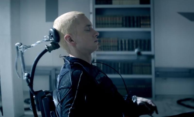 Eminem's 'Rap God' Video: Could Artificial Intelligence Explain His Superior Skills?