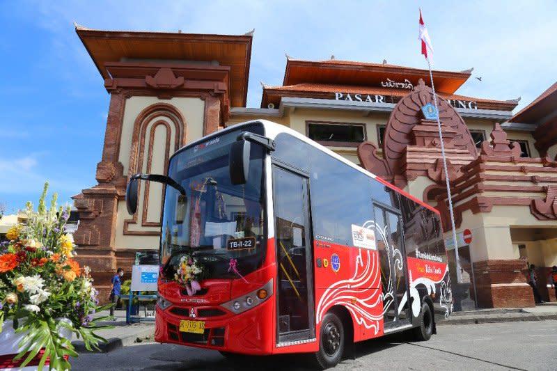 Kemenhub targetkan Teman Bus hadir di 10 kota pada 2021