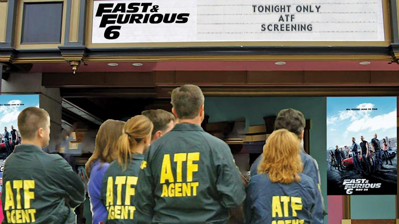 Inspired by 'Fast & Furious 6,' ATF Launches Sequel to Operation That Mistakenly Armed Drug Cartels