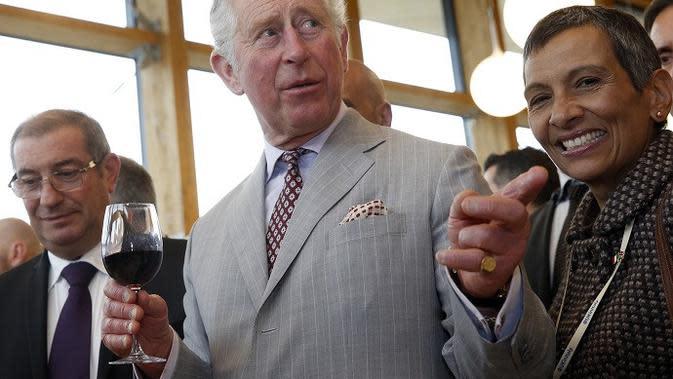 Pangeran Charles. (Alessandro Bianchi/AP)