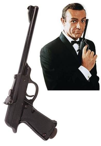 Profiles in History Auction - James Bond