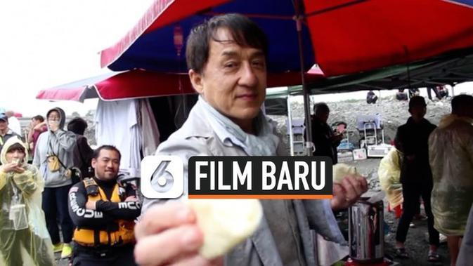 VIDEO: Jackie Chan akan Rilis Film Baru Berjudul Vanguard