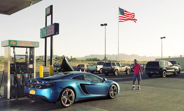 Crossing America with a McLaren MP4-12C: Day 1