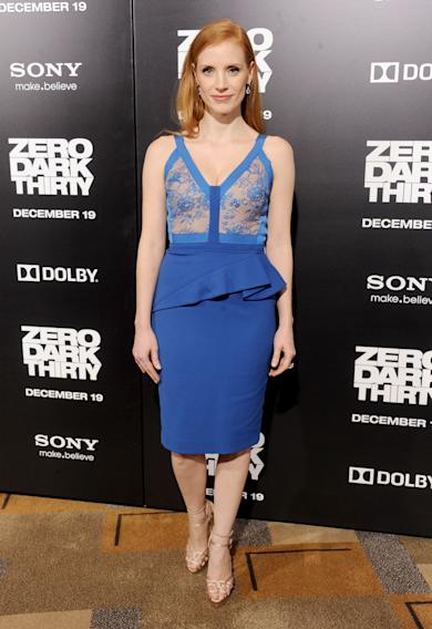 """Zero Dark Thirty"" - Los Angeles Premiere - Arrivals"