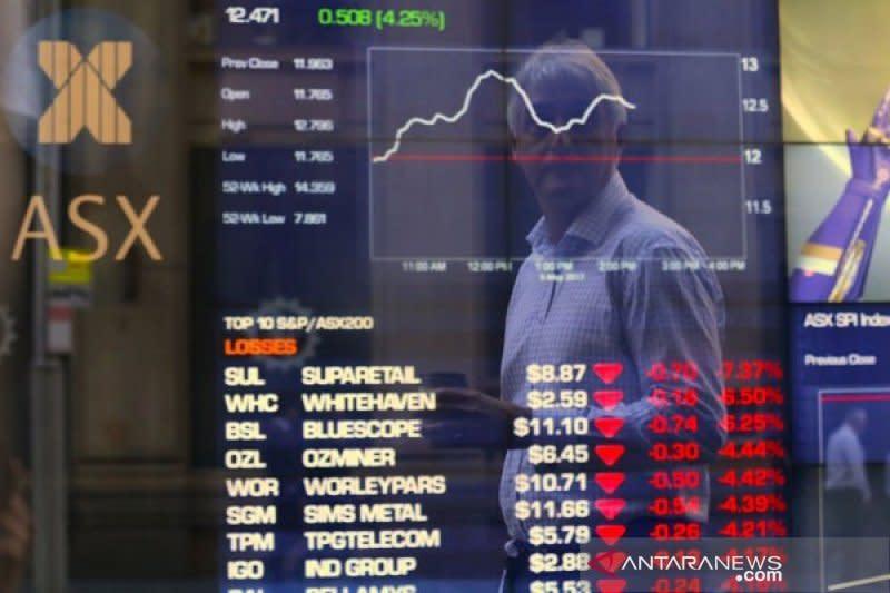Saham perawatan kesehatan dorong kenaikan pasar Australia