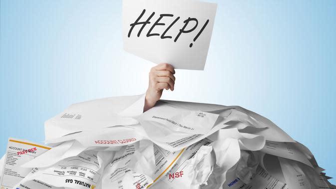 Ilustrasi utang | Sumber Foto: kiplinger.com