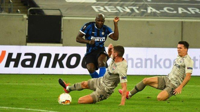 Striker Inter Milan, Romelu Lukaku