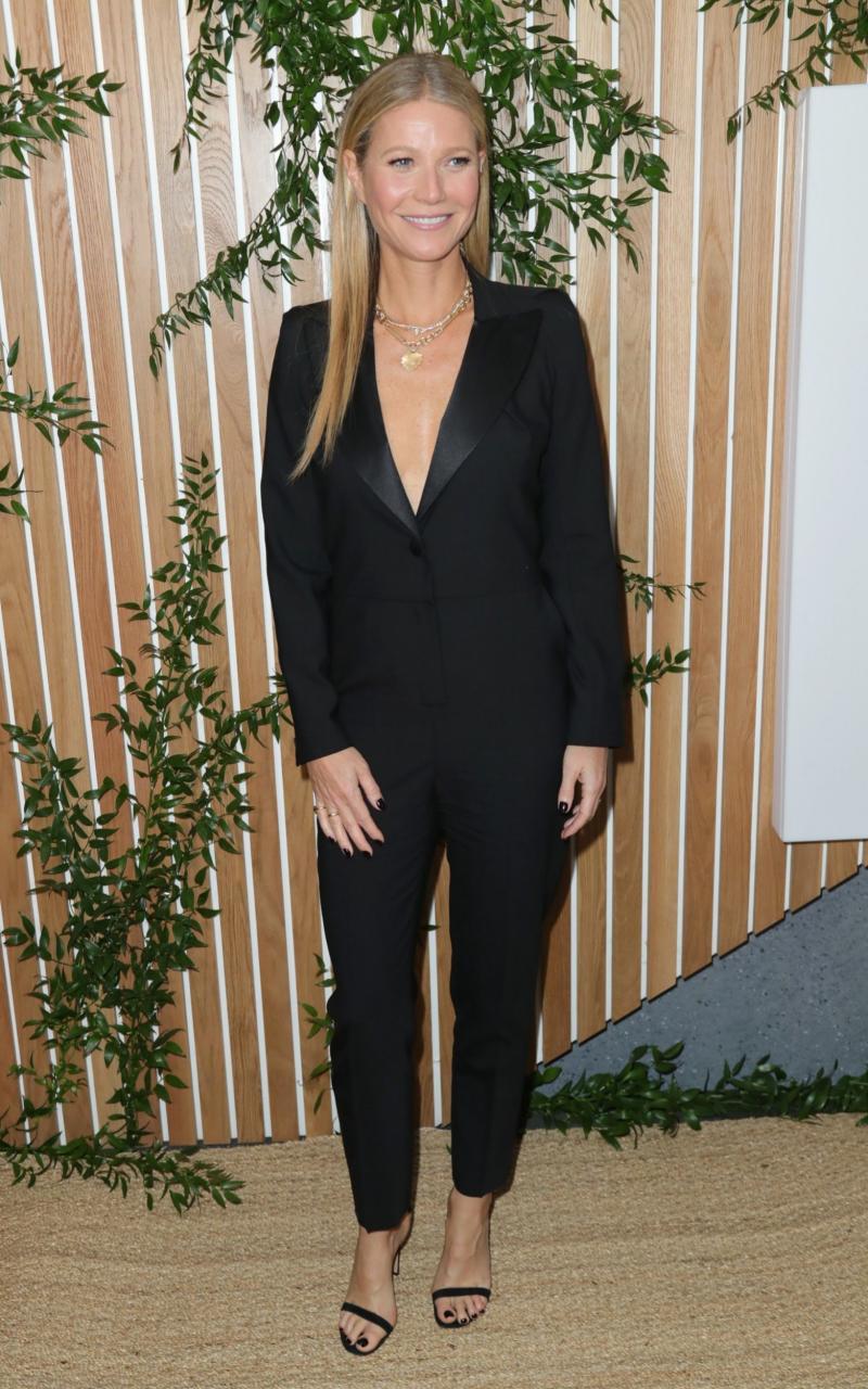 Gwyneth Paltrow in November 2019 - Getty