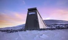 世界末日來也不怕!Oreo打造「餅乾保險庫」