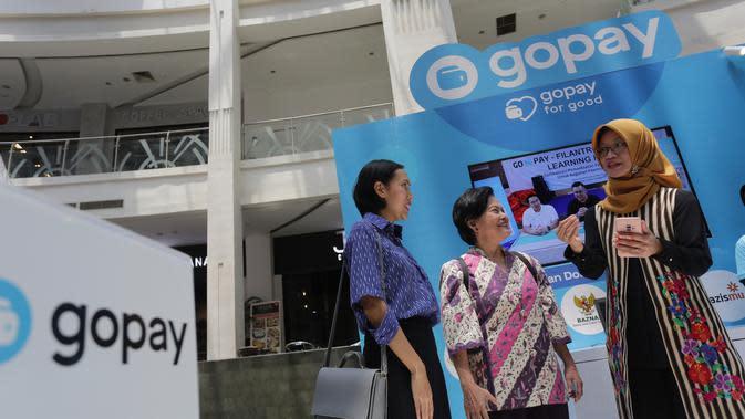 GoPay Maksimalkan Pengumpulan Donasi Publik Lewat Pekan Donasi Online Indonesia
