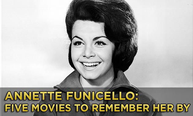 Annette Funicello: 5 Movies To Remember Her By