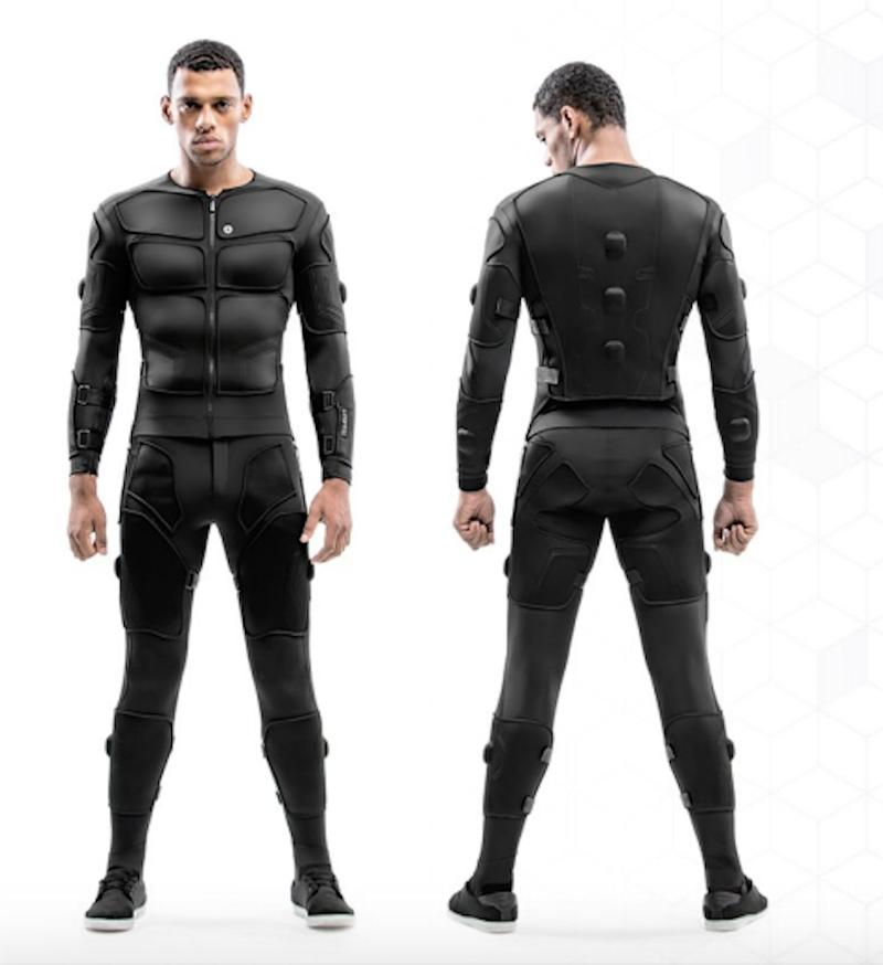 Media Kit: TeslaSuit