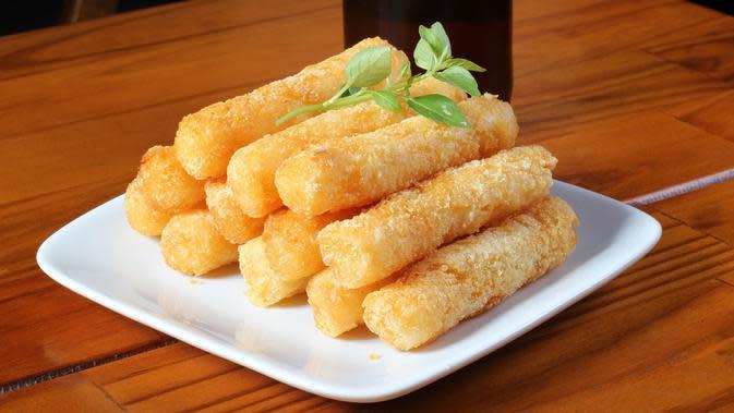 Ilustrasi resep masakan, singkong goreng. (Photo on Pixabay)
