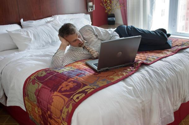 Travelers reaching the breaking point with hotel WiFi fees