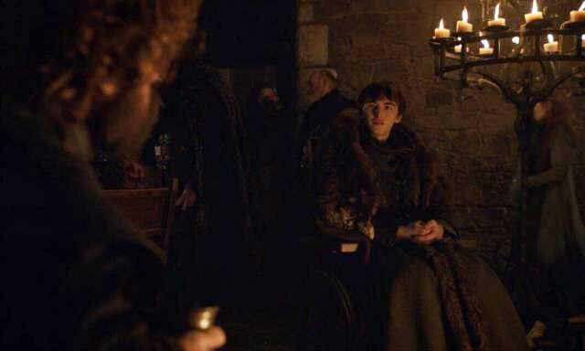 A conversation with Tyrion and Bran in episode 4 hinted at Game of Thrones final twist