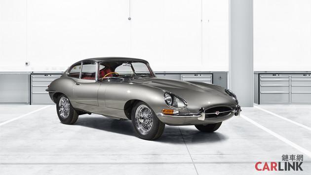 傳奇經典再現。Jaguar E-TYPE Reborn現身德國埃森經典車展