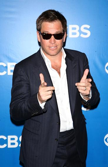 CBS Upfront 2012 - Michael Weatherly