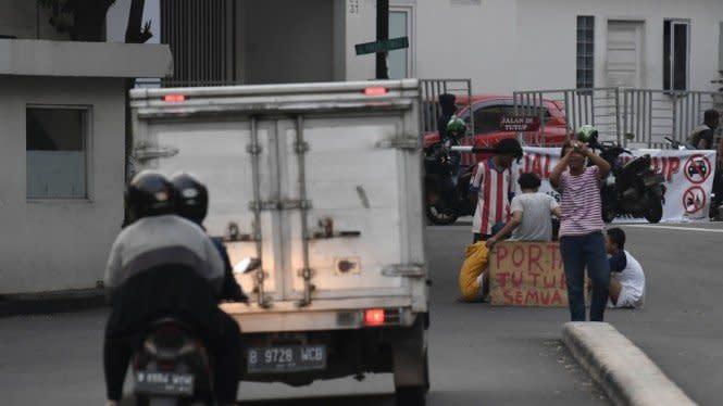 Hari ke-4 PSBB Aktivitas di Jakarta Malah Ramai, Ini Penyebabnya