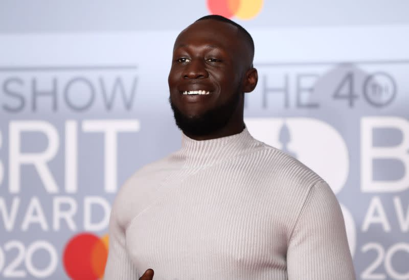 Stormzy pledges 10 million pounds to black causes over the next decade