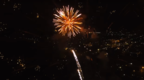 Echuca, Victoria, Celebrates Easter With Spectacular Fireworks Display