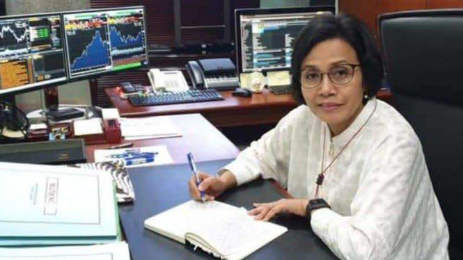 Sri Mulyani Jelaskan Kenapa Berbagi Beban BI dan Kemenkeu hingga 2022