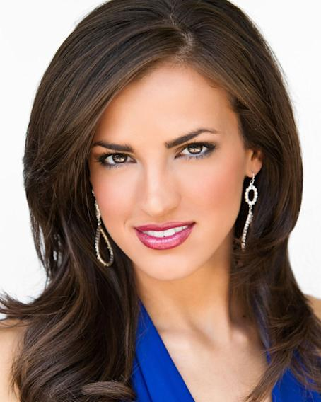Miss Louisiana - Lauren Vizza