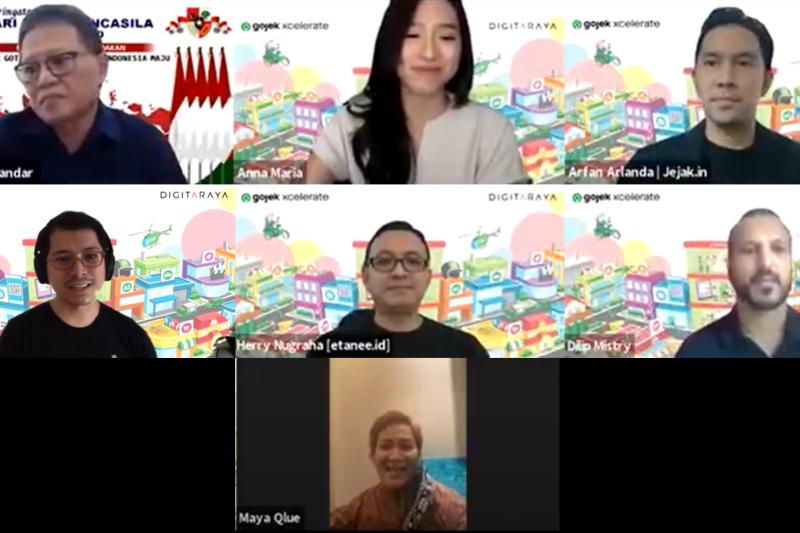 Gojek Xcelerate akan buat pelatihan startup untuk publik