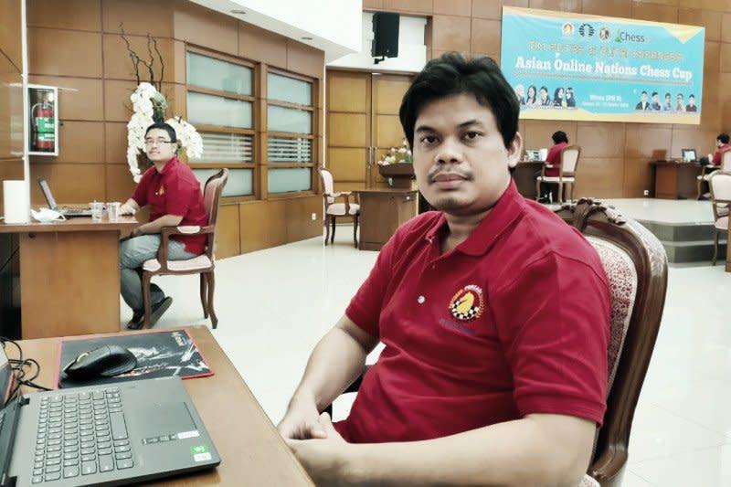 Indonesia seri dengan Banglades di catur online Asia