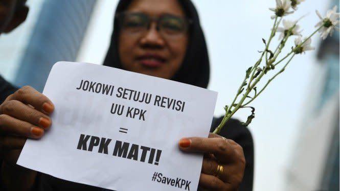 Revisi UU KPK: DPR Terima Surat Presiden, Poin Apa yang Disetujui?