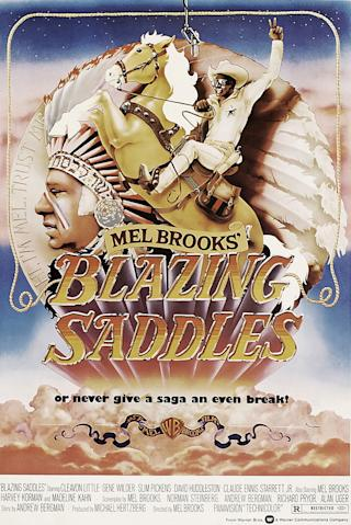 Mel Brooks on Blazing New Comedic Trails in 'Blazing Saddles'