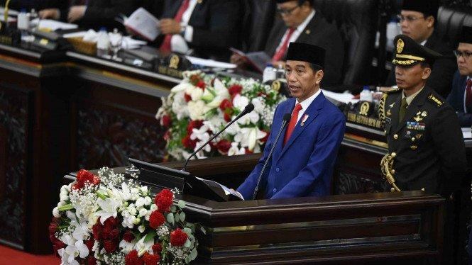 Jokowi Rencanakan Defisit RAPBN 2021 Rp971,2 Triliun