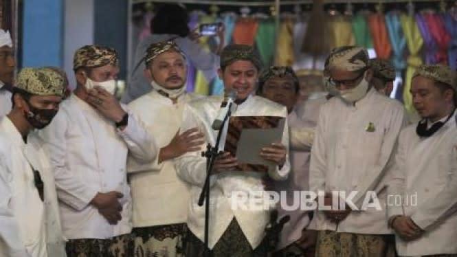 Penobatan Sultan Sepuh XV Cirebon, Raja se-Nusantara Hadir
