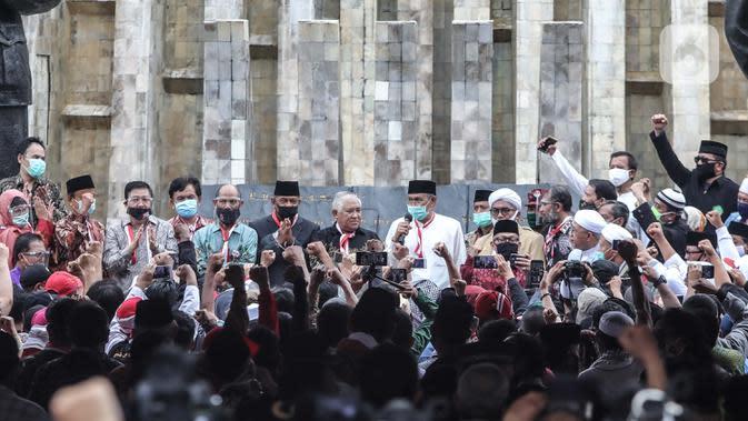 Rekam Jejak Petinggi KAMI Syahganda Nainggolan, dari Aktivis hingga Terjun ke Politik