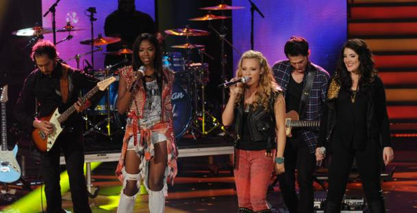 'American Idol' Top 7 Night: Still Not Rock 'N' Roll To Me