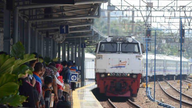 Lima Kereta Api Jarak Jauh Kembali Beroperasi Besok, Cek Jadwalnya