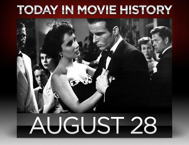 Today in movie history, August 28