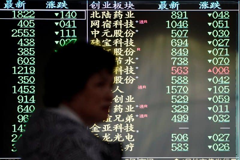 Saham China ditutup melambung, perpanjang keuntungan beruntun