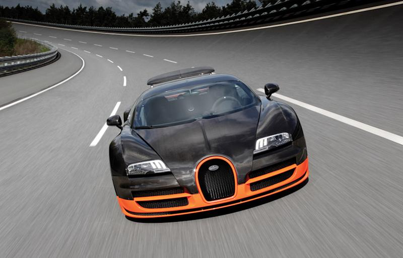 The most expensive cars of 2012