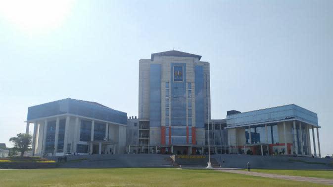 Universitas Negeri Surabaya (Foto:Liputan6.com/Dian Kurniawan)
