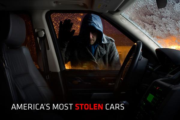 The 10 Most Stolen Cars and Trucks in America