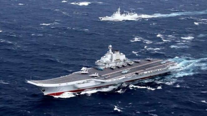 VIVA Militer: Kapal Induk China, Liaoning
