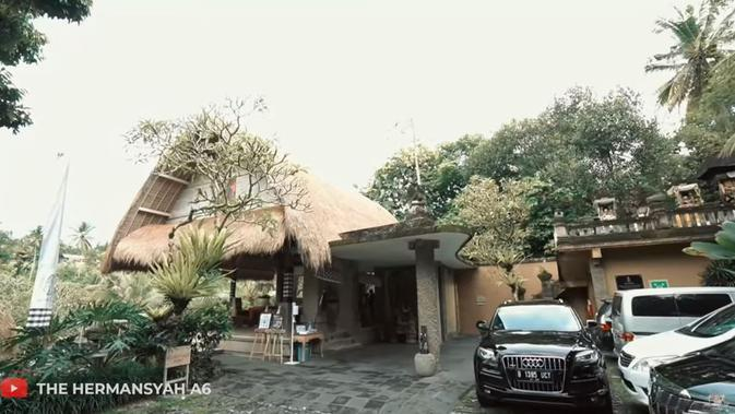 Resort Baru Anang Hermansyah dan Ashanty (Sumber: YouTube/The Hermansyah A6)