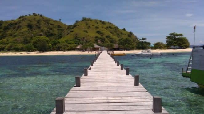 Pulau Kanawa Labuan Bajo