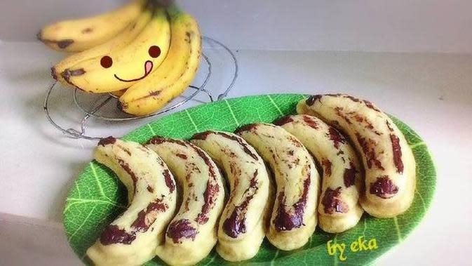 resep bolu pisang/cookpad